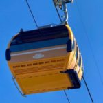FIRST LOOK!! Unwrapped Skyliner Gondolas Testing in Disney World!