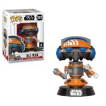 Exclusive DJ R3X Funko Pop To Debut in Disneyland's Star Wars: Galaxy's Edge