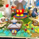 PHOTO TOUR: Disney's Beach Club Resort's Easter Egg Display is NOT to be Missed!