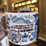 "Check out the NEW!! Disney California Adventure Starbucks ""Been There"" Series Mug!"