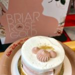 Pics and Review! Briar Rose Gold Cake at Contempo Café in Disney's Contemporary Resort