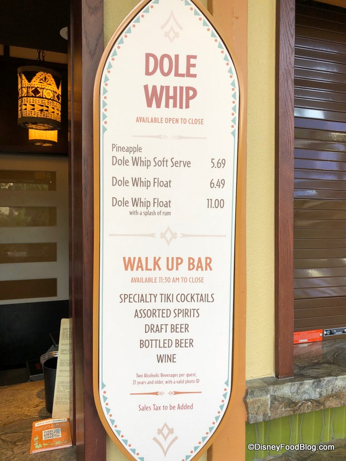 What S New At Disneyland A Dole Whip Price Increase And More