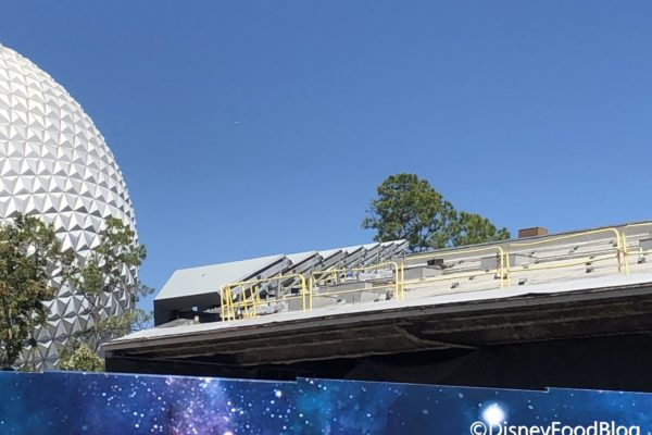 What's New in Epcot: More Construction Updates, New Merch, and AWESOME GUMMY CANDIES!
