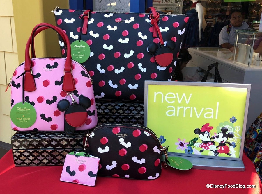 Kate Spade Christmas Cards 2019.New Kate Spade New York Mickey Ears Hat Collection Now