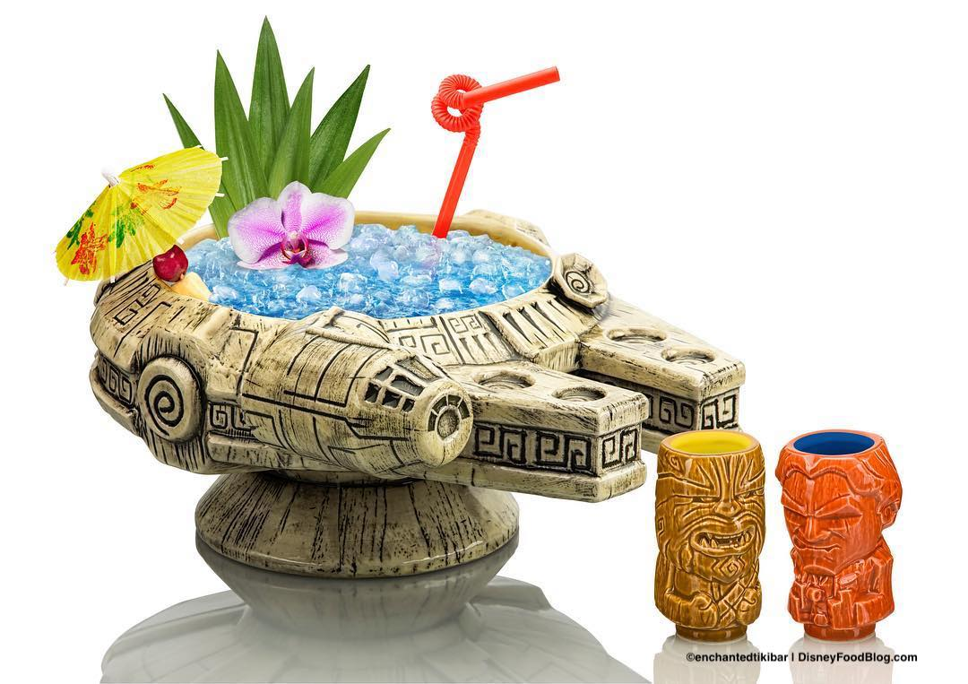 The Star Tiki Mug Debuting At Set Out This Wars Check VpMSUzq