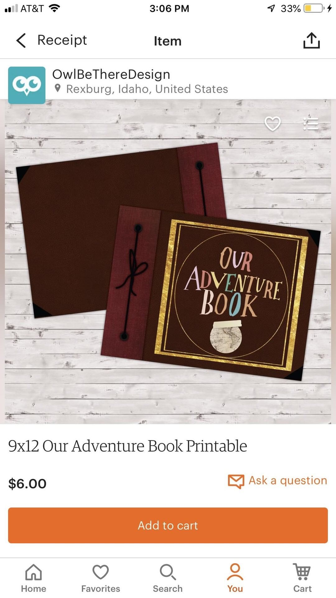 It's just a picture of Astounding Our Adventure Book Printable
