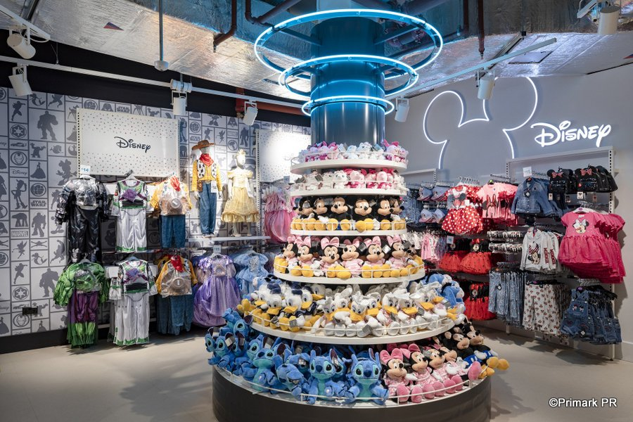 First Look Primark Cafe With Disney In The U K