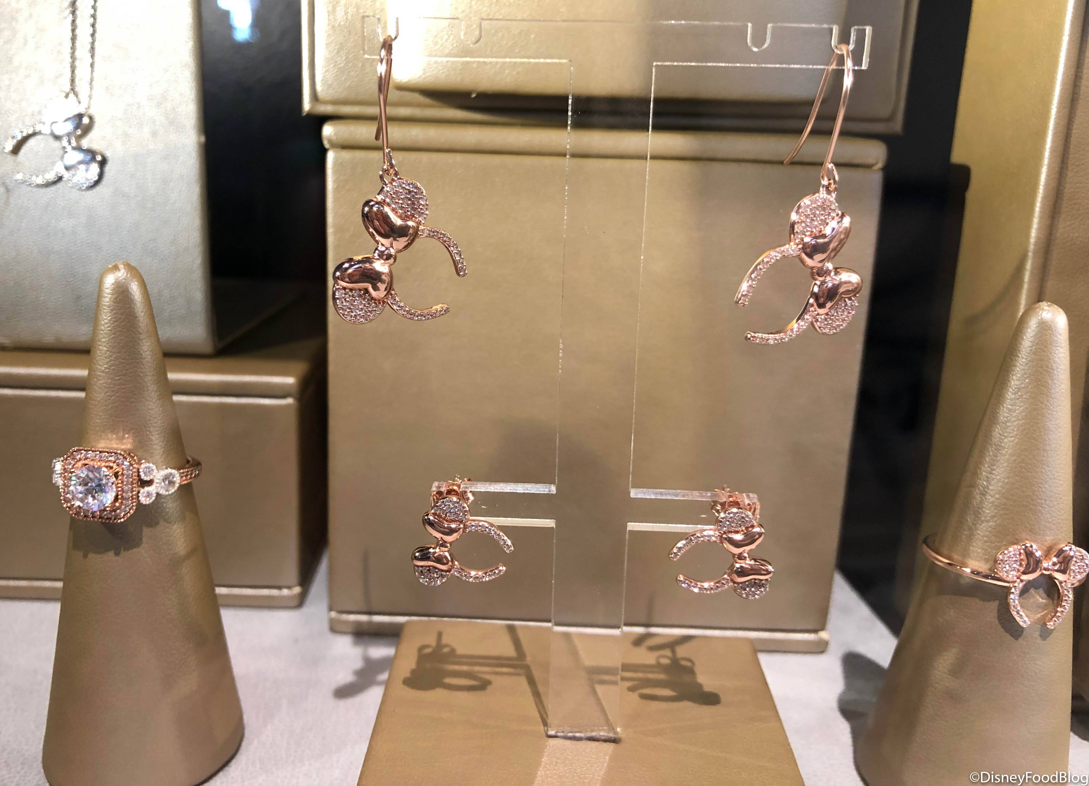 Rebecca Hook Disney Collection Jewelry Makes Its Way To