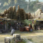 BRAND NEW Concept Art Revealed for TWO Star Wars: Galaxy's Edge Shops!