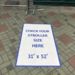 BREAKING STROLLER NEWS: Find Out How You Can Check Your Stroller Size at Disneyland Resort