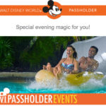 Upcoming Disney World V.I.Passholder Nights Include Magic Kingdom and Typhoon Lagoon Events
