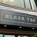 First Look and Review! Black Tap Craft Burgers & Shakes in Disneyland's Downtown Disney District!