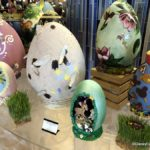 Photo Tour! See the 2019 Easter Egg Display at Disney World's Contemporary Resort
