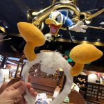 NEW Donald Duck Tail Headband Spotted — Because It's Hard to Miss! — in Magic Kingdom