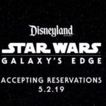 Reservations Open to the Public TODAY for Disneyland's Star Wars: Galaxy's Edge!