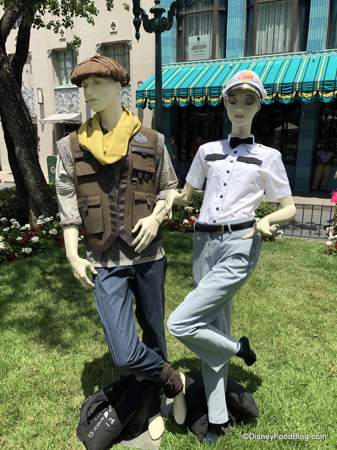 11c75e788f0 New Cast Member Costumes — And Star Wars Galaxy's Edge Costume Preview — at  Disney's Hollywood Studios!