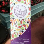 Find the New Disney Plant-Based Cuisine Guide in Disney World's Magic Kingdom