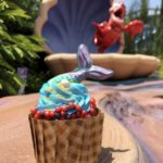 Swim Over to Disney's Art of Animation Resort For the Mermaid Cupcake