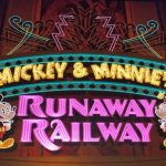 Step Inside Mickey and Minnie's Runaway Railway in Disney World for the FIRST TIME With Us!