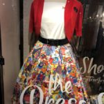 Mickey Through the Years Dress and Cardigan Set Now in Disneyland Resort and Walt Disney World