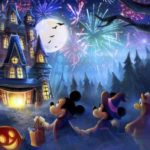New Halloween Fireworks Show Will Debut for Mickey's Not-So-Scary Halloween Party