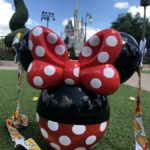 Find the NEW Minnie Mouse Balloon Popcorn Bucket in Magic Kingdom!