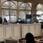 Temporary Bar at Disney's Grand Floridian Resort as Mizner's Lounge Begins Refurbishment
