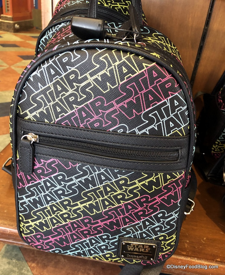 Star Wars Loungefly Backpacks Have Arrived In Disney S Hollywood Studios The Disney Food Blog Bloglovin