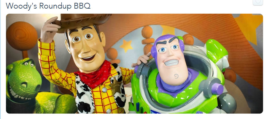 Woody S Roundup Bbq Coming To Disney S Contemporary Resort