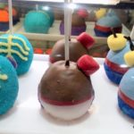 Aladdin-Inspired Caramel Apples Now Available in Disney Springs!!