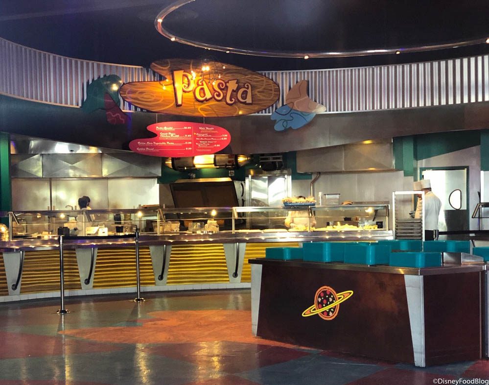 Alien Pizza Planet Has Officially Reopened in Disneyland's Tomorrowland