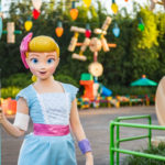 FIRST LOOK at Bo Peep's NEW Look for her Disney Parks Meet-and-Greets!!