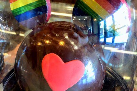 More Rainbow Fun: Chocolate Pride Pinatas Available at The Ganachery in Disney Springs