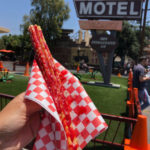 NEW! Sally's Summer Cheesecake Churro at Cozy Cone Motel at Disney California Adventure!