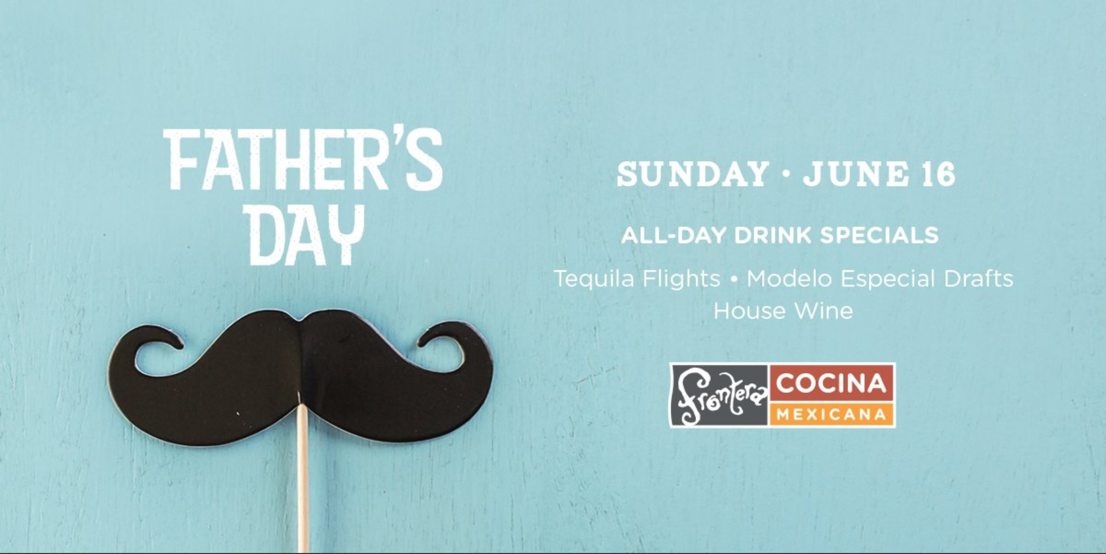 FATHERS DAY RESTAURANT SPECIALS 2019