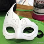 New! Paint-Your-Own-Mask Activity In Epcot's Italy Pavilion