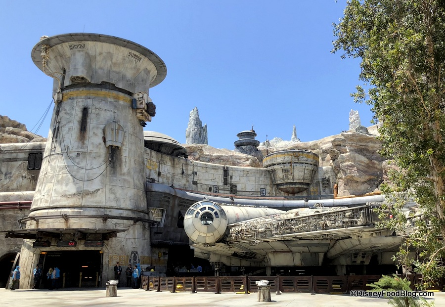 Seriously: We Suggest You Buy THIS When Visiting Star Wars: Galaxy's Edge | the disney food blog