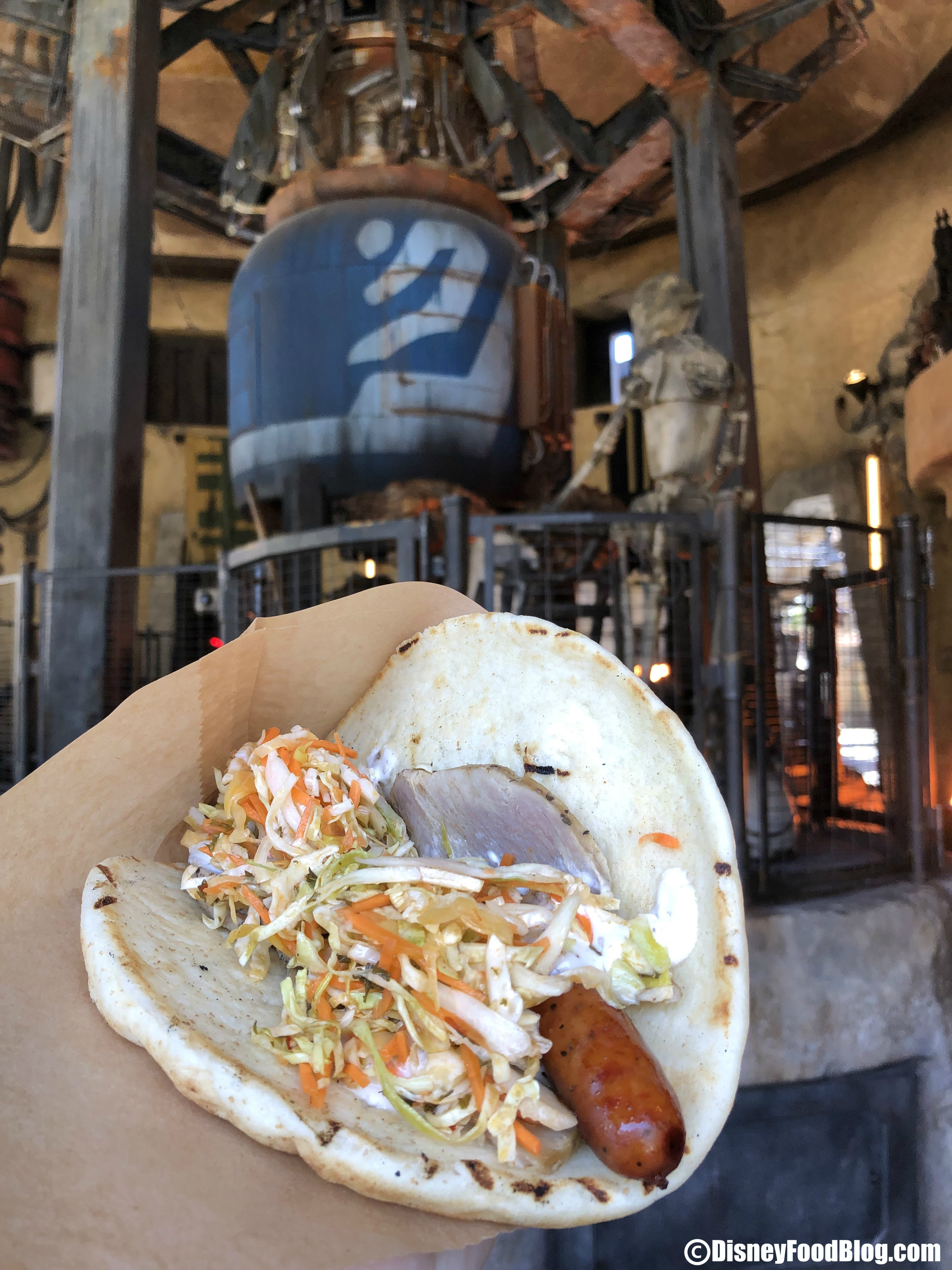 The Force Is Strong With This Extremely Authentic Ronto Wrap Recipe From Galaxy S Edge The Disney Food Blog