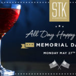 Memorial Days Deals at STK Orlando in Disney Springs!