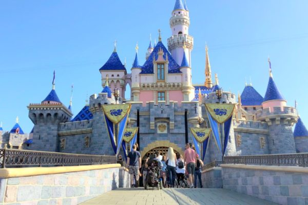 """NEWS: Disneyland President Says California Theme Park Guidelines """"Will Keep Us Shuttered for the Foreseeable Future."""""""