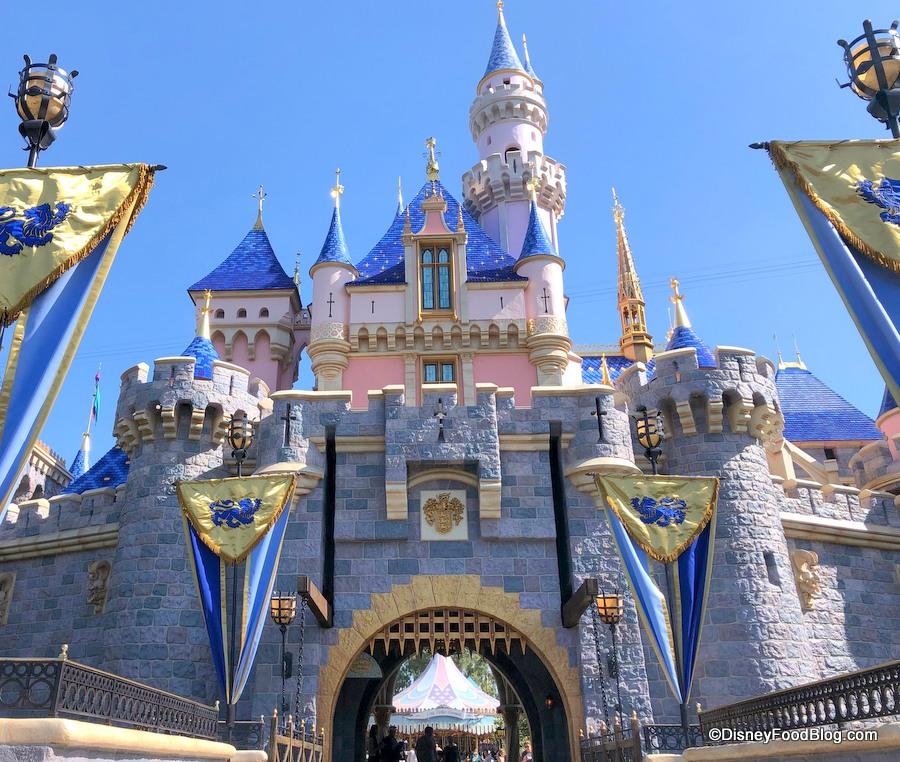 Coronavirus: Disneyland could add temperature checks after COVID ...