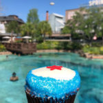 Celebrate Memorial Day With Limited Time Sprinkles Cupcakes At Both Disney Locations