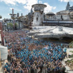 Check out this EPIC Photo from INSIDE Star Wars: Galaxy's Edge!!