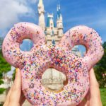 You DONUT Want to Miss This NEW GIANT MICKEY TREAT at Magic Kingdom!!