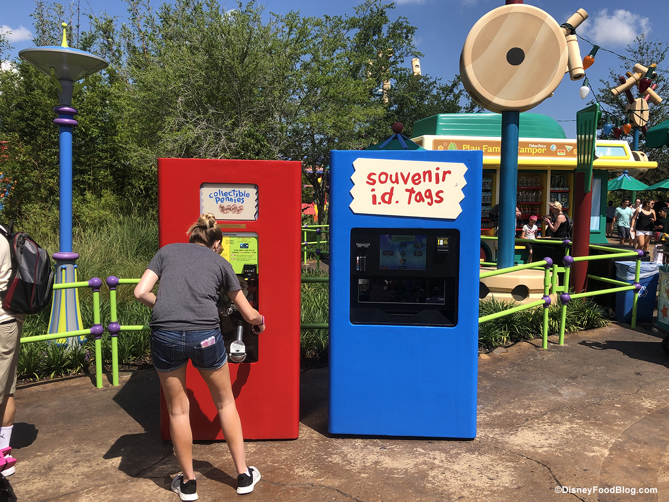 What's New at Disney's Hollywood Studios: Toy Story Merch
