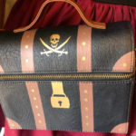 Spotted! New Pirates of the Caribbean Dress and Bag at Magic Kingdom's Uptown Jewelers