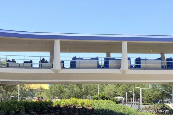 What's New in Magic Kingdom: Tracks, Snacks, and Clothes for Your Back!