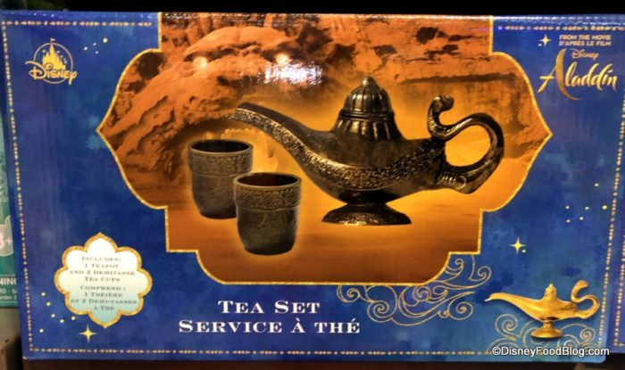 New And Incredible Aladdin Merchandise Flies Into Walt