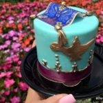 Review! NEW Aladdin Petit Cake at Amorette's Patisserie in Disney Springs