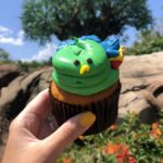 Pics and Review! New Bird Cupcake In Disney's Animal Kingdom